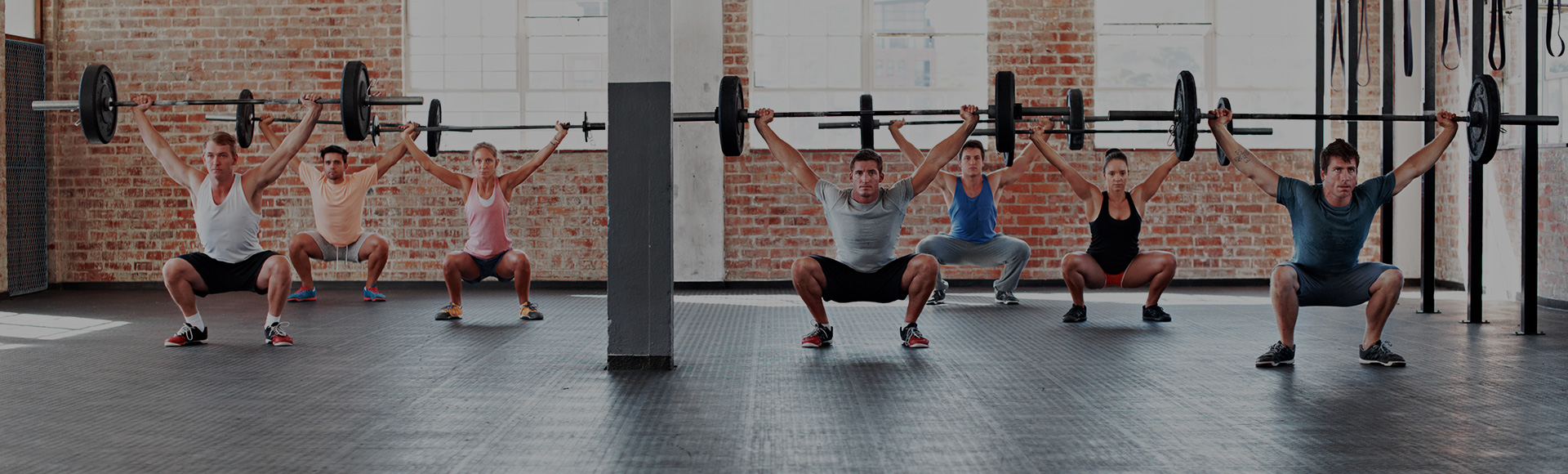CrossFit pesas